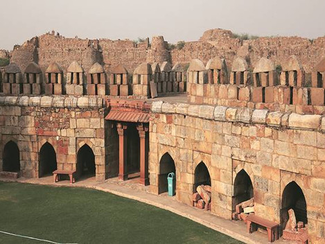 Tughlaqabad: An Accursed Fort with Gaurav Sharma