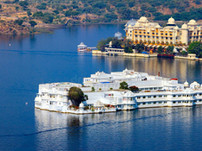 Revisiting the tales of Lake Pichola with Janhvi Sharma