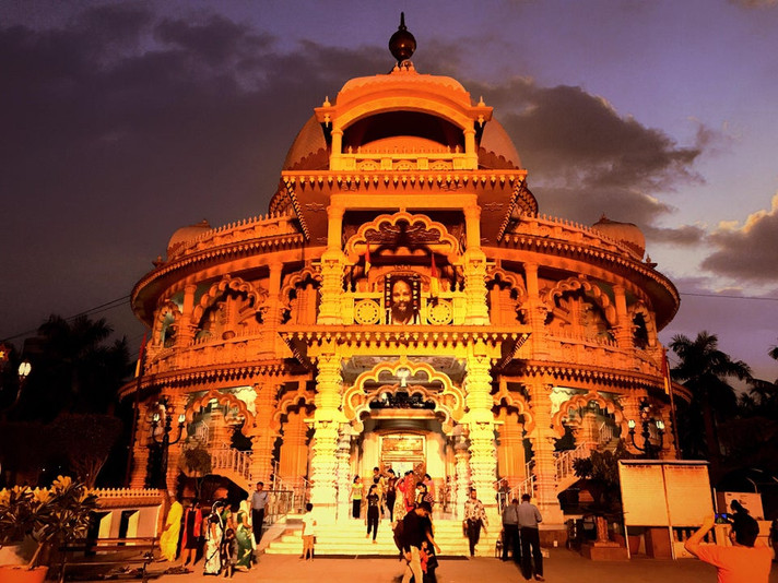 Architecture & Aesthetics of Chhatarpur Temple with Davangi Pathak