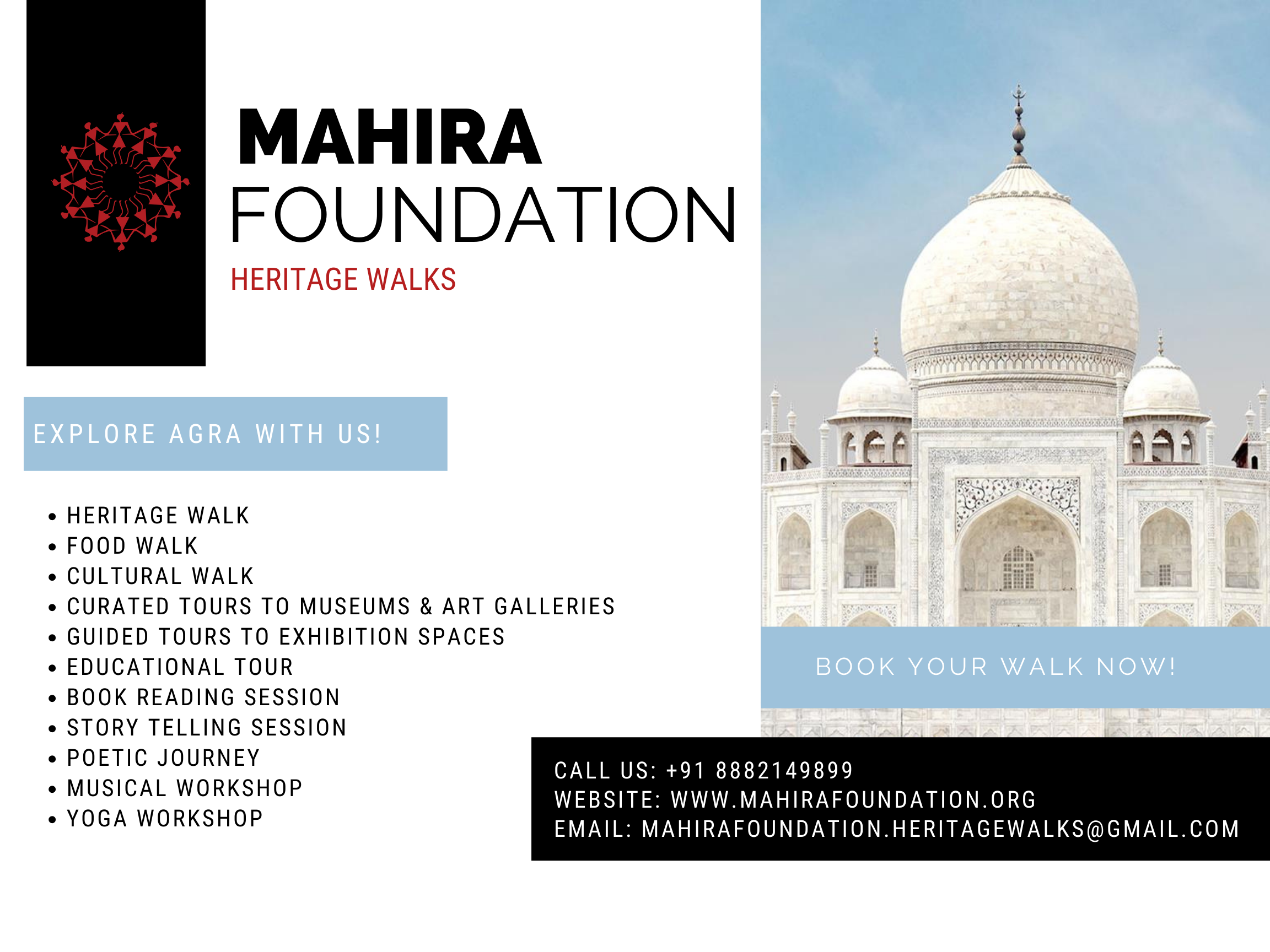 Heritage Walks (Agra)