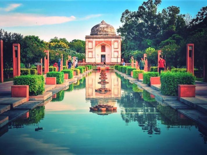 Sunder Nursery: Idea of Paradise Garden with Gaurav Sharma