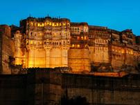 Majestic Mehrangarh Fort with Swati Deora