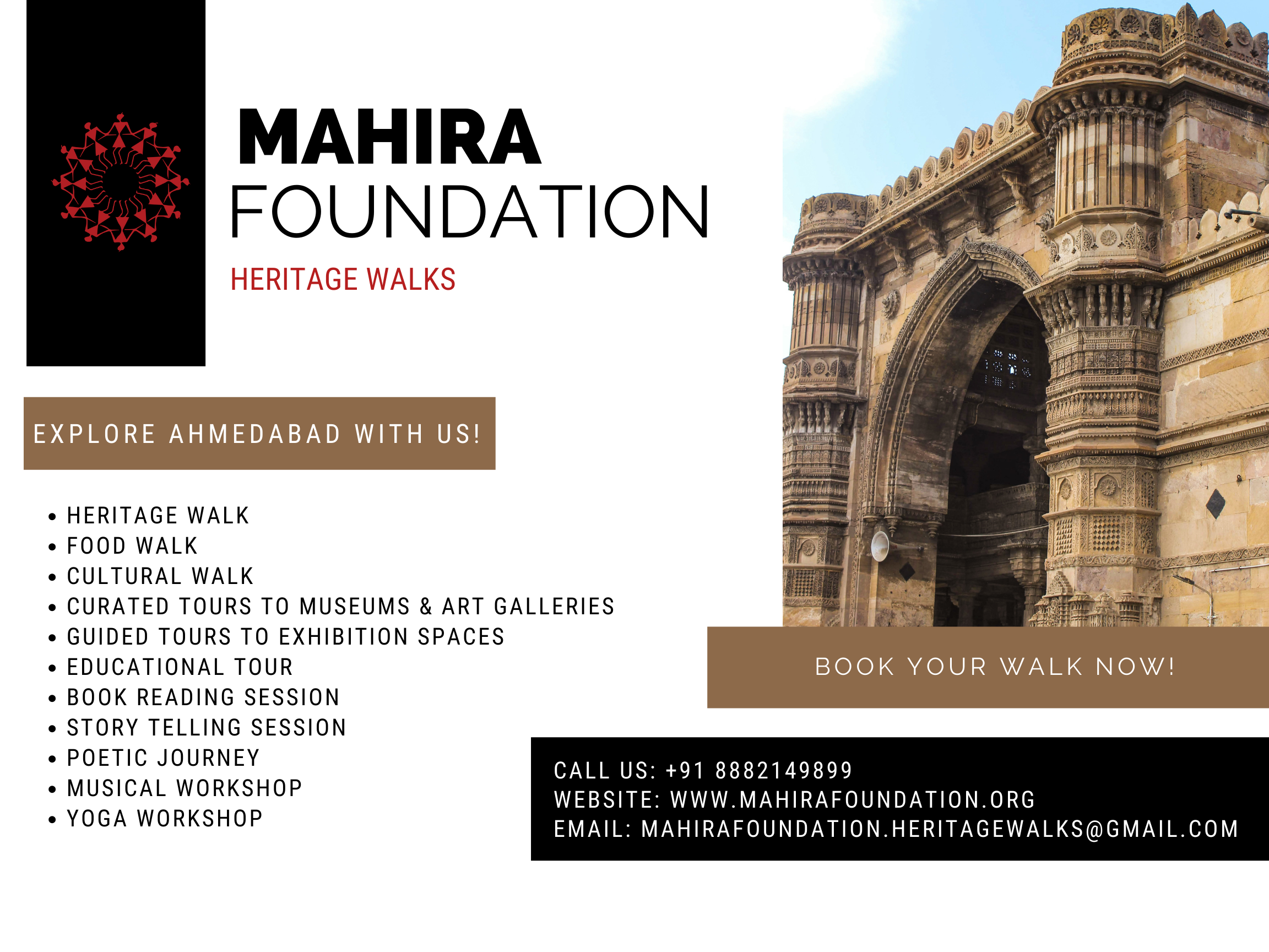 Heritage Walks (Ahmedabad)