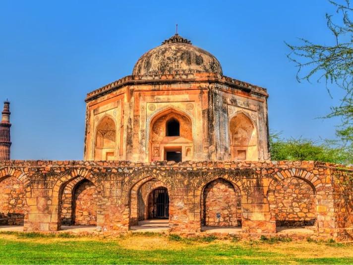 Mehrauli Archaeological Park with Gaurav Sharma