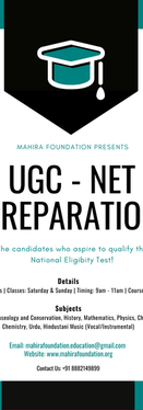 UGC NET Preparation