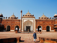 Agra 101 Walk with Tahir Ahmed