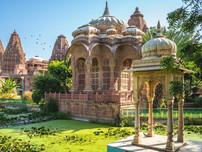 Mandore Garden Tour with Rishi Raj Jodha