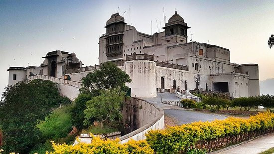 "Sajjan Garh Fort ""The Monsoon Palace"" with Dhruv Chittora"