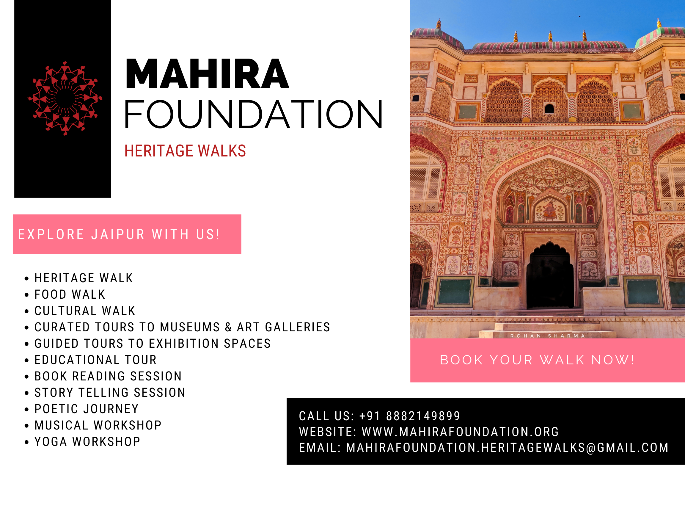 Heritage Walks (Jaipur)