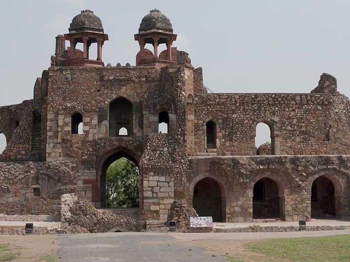 Siri: The Cantonment of Alauddin Khilji with Gaurav Sharma