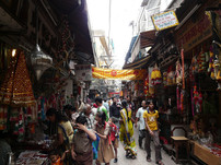 A Trail to Old City Agra with Ritik Gupta