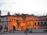 A visit to the most fascinating Gouhar Mahal, Bhopal with Khushnoor Ahmed