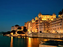 "Living Residence of the Great Maharanas of Mewar ""The City Palace"", Udaipur with Dhruv Chittora"