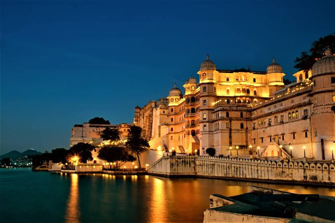"""Living Residence of the Great Maharanas of Mewar """"The City Palace"""", Udaipur with Dhruv Chittora"""