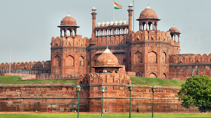 An Architectural Trail of the Celebrated Red Fort with Jibin George