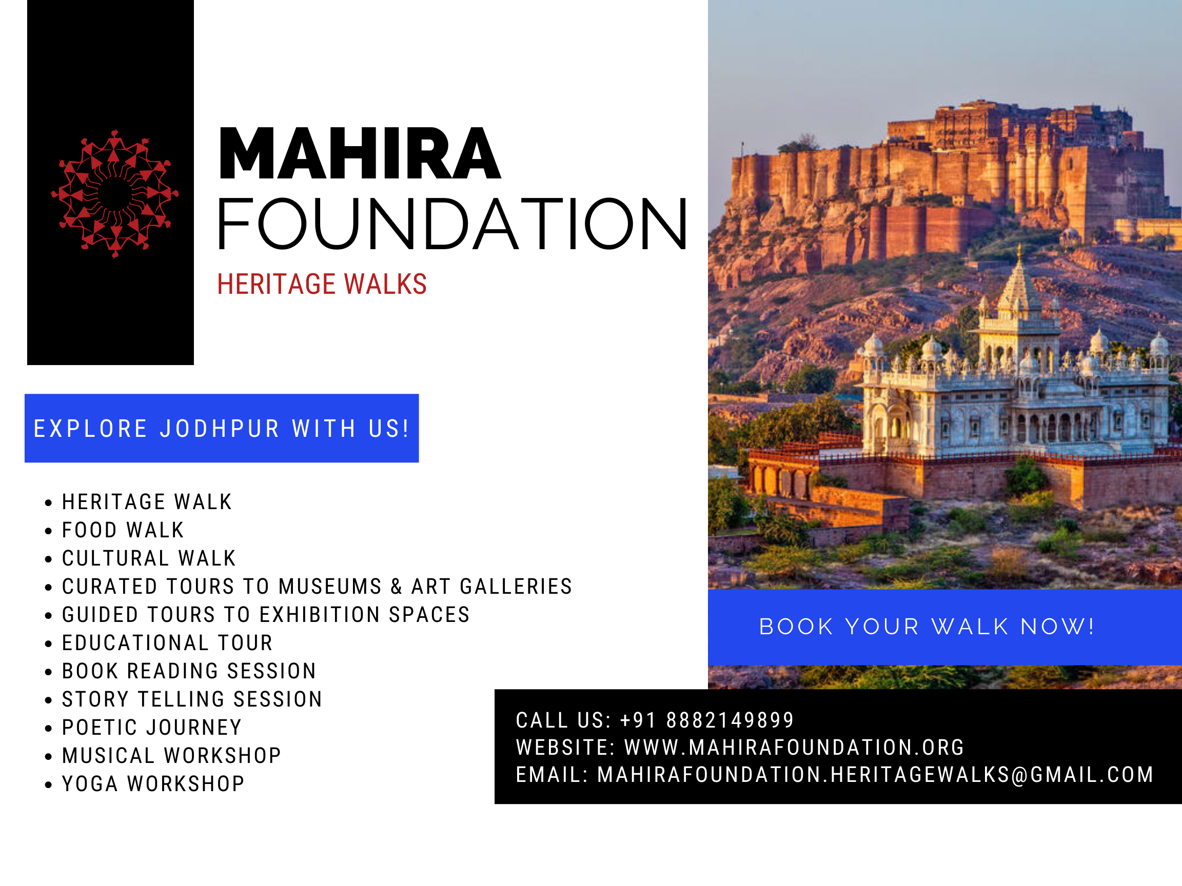 Heritage Walks (Jodhpur)