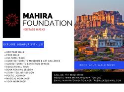 Heritage Walks (Jodhpur)