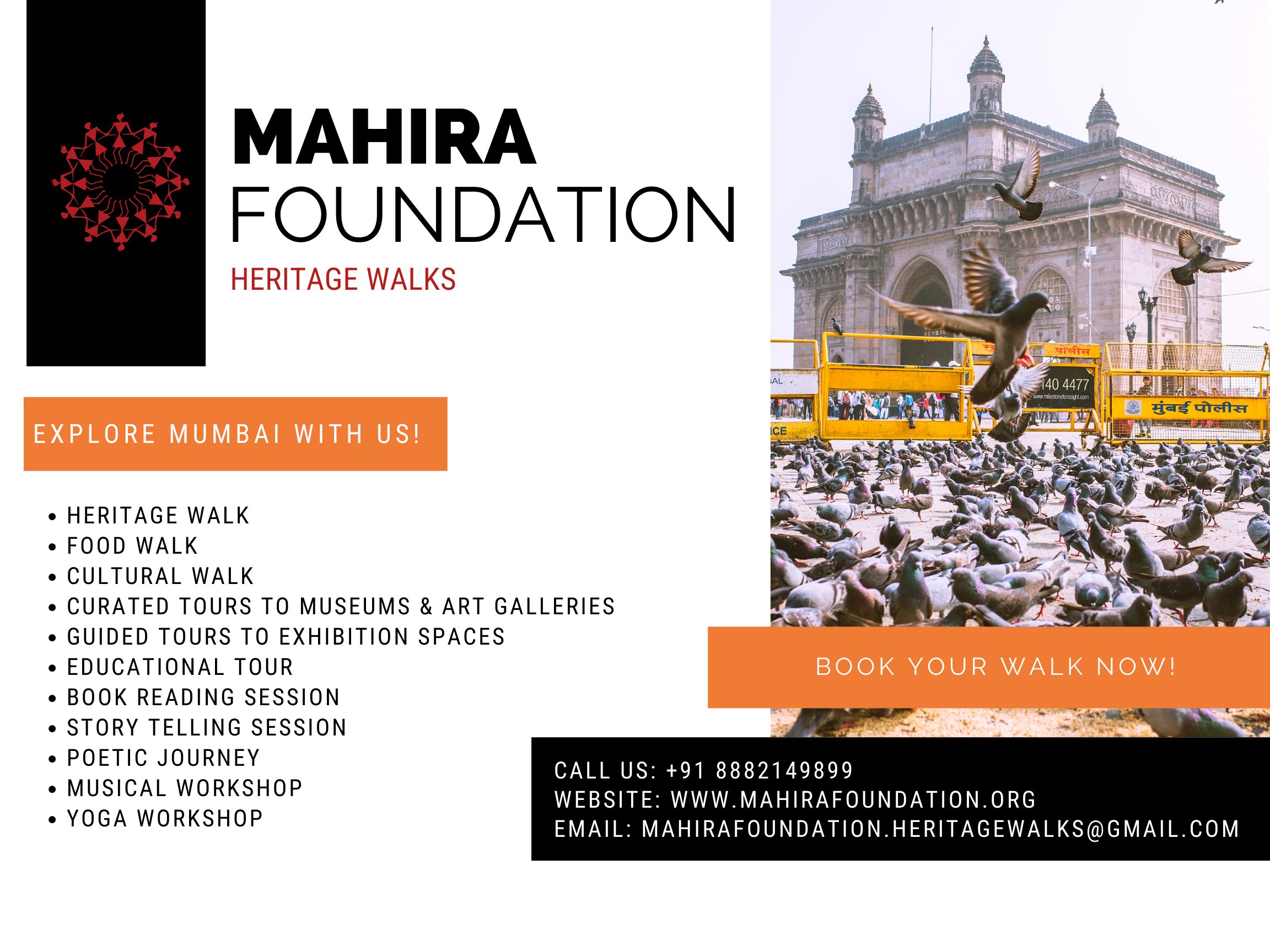 Heritage Walks (Mumbai)
