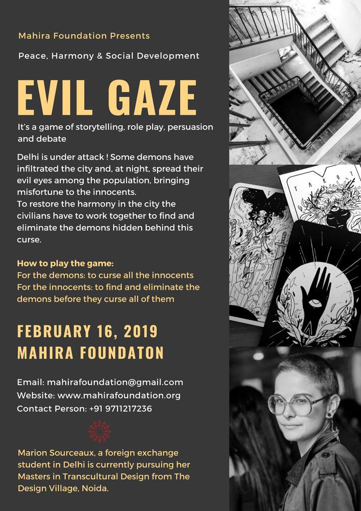 Evil Gaze