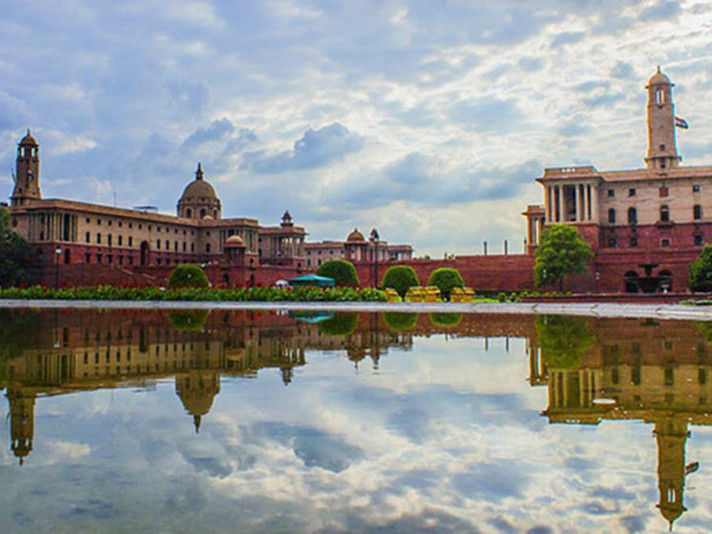 Walk to Lutyens Delhi: A journey of the making of an Imperial City with Shashank Gupta