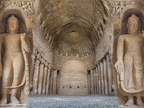 Trailing through the Ancient Buddhist Kanheri Cave in Mumbai with Vallari Josh