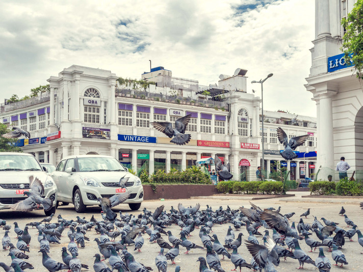 Connaught Place: Colonial Era Shopping District with Gaurav Sharma