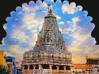 """""""Shree Jagdish Temple """"Shree Jagdish Rai Ji Temple"""", Udaipur with Dhruv Chittora"""