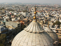Evolution of Old Delhi - From the Red Fort to the Jama Masjid with Yasir Anwar