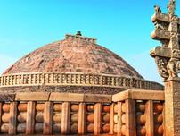 Feel the essence of Sanchi Stupa with Dewanshu Dwivedi