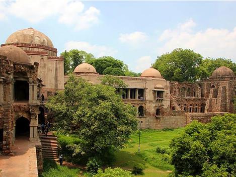 Hauz Khas Madarsa: A Forgotten University with Gaurav Sharma