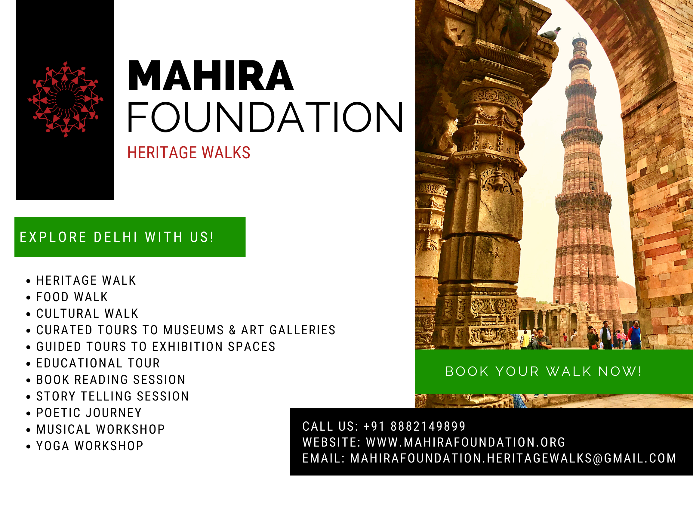 Heritage Walks (Delhi)