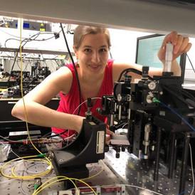 Magdalena Urbanska awarded the RHT Bates Scholarship