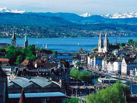 Switzerland in September