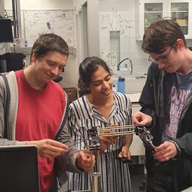 Biophotonics group wins big at the Dodd-Walls Centre virtual symposium