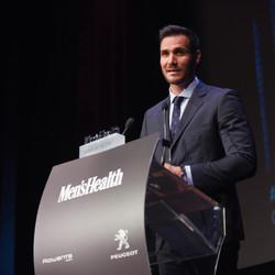 Hombre del año 2018 Men's Health