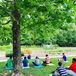 Grow Hub Outdoor Class