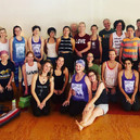 Searchlight Yoga Class