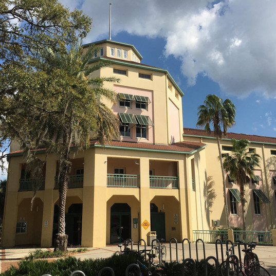 Alachua Country Library Headquarters