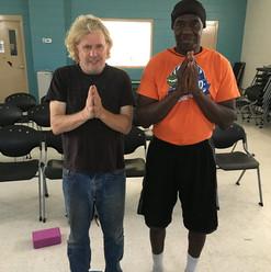 Namaste at GRACE