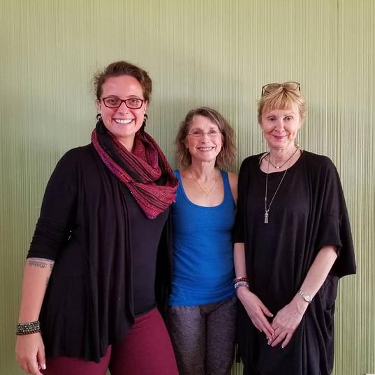 Trauma Informed Yoga Training Teachers