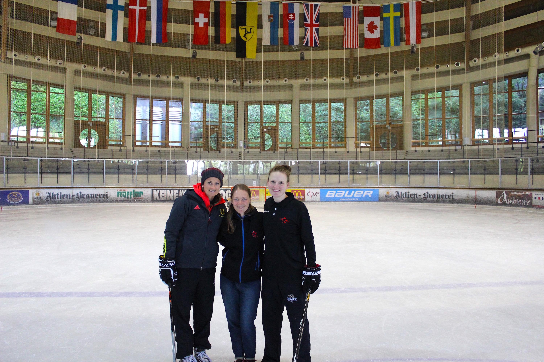 Jenny Harss, Jurga und Julia Graunke