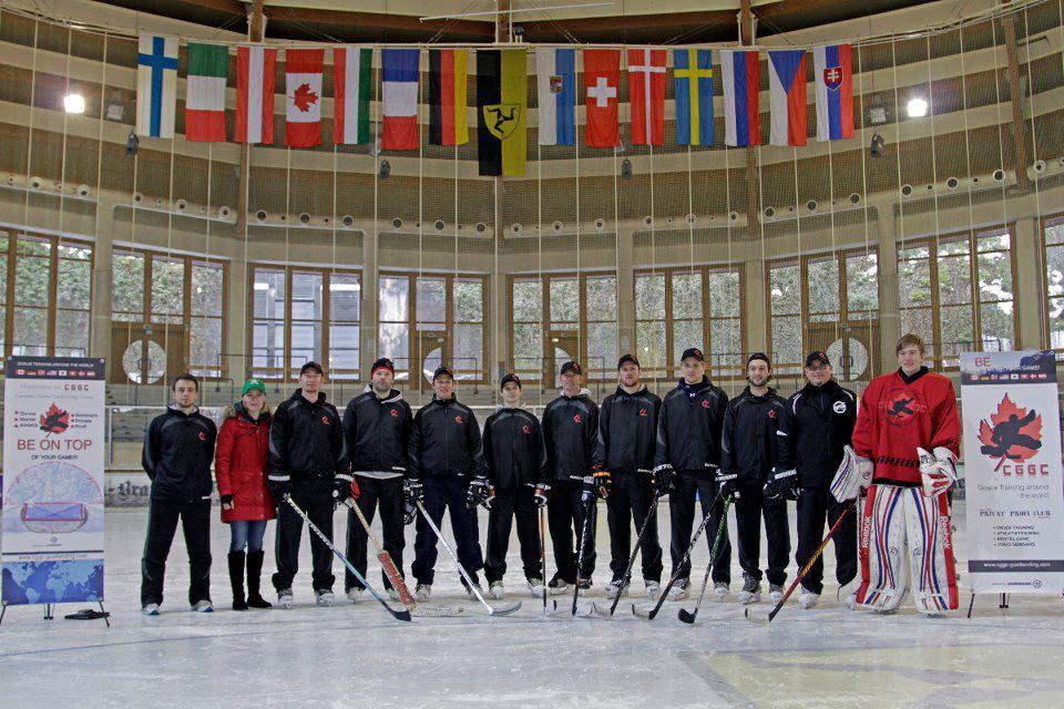 CGGC team