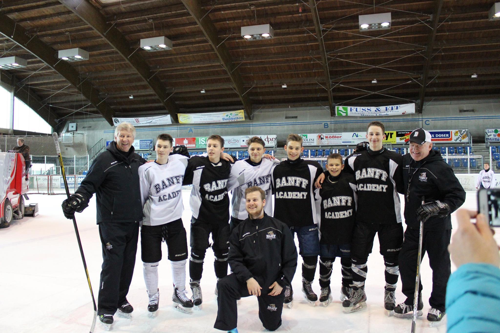 Banff Hockey Academy Camp 2016