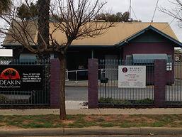 The clinic at 1 Argyle Street