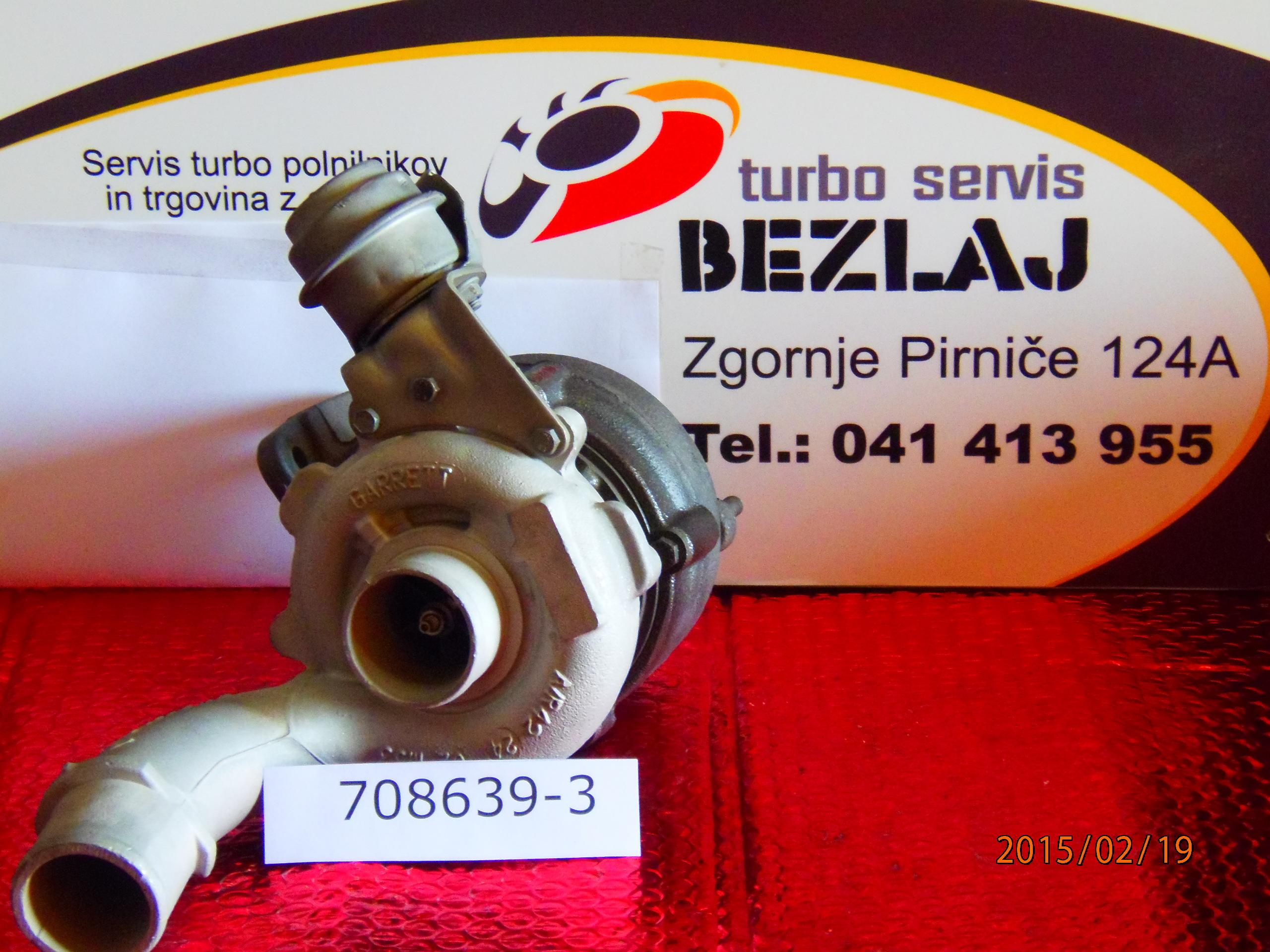 turbo 708639-3