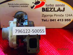 turbina 796122-5005s