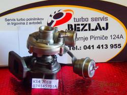 turbo k14 074145701a