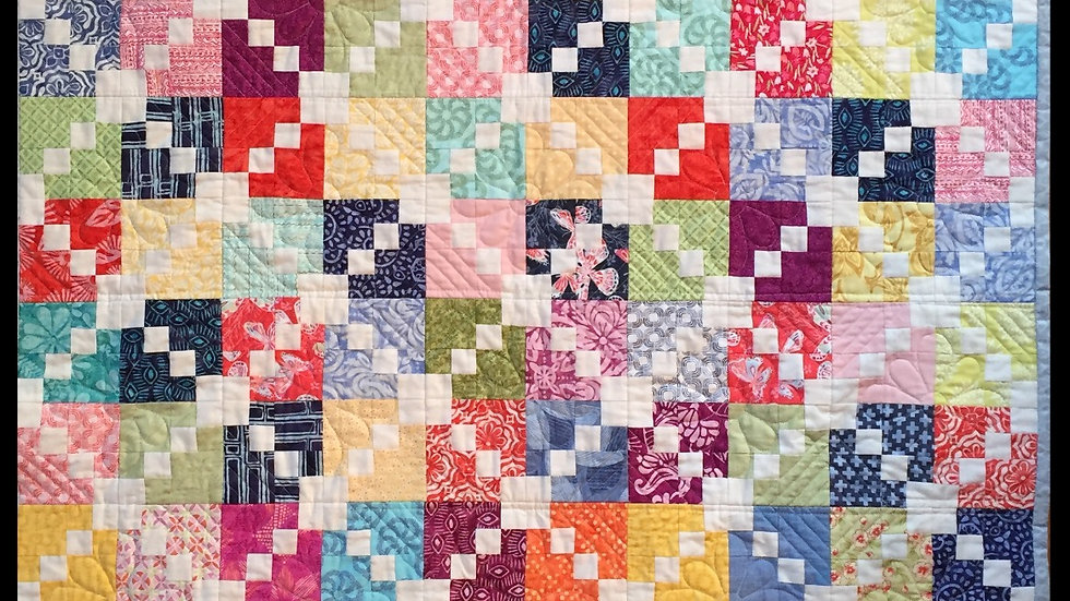 Lazy Daisies Quilt Pattern