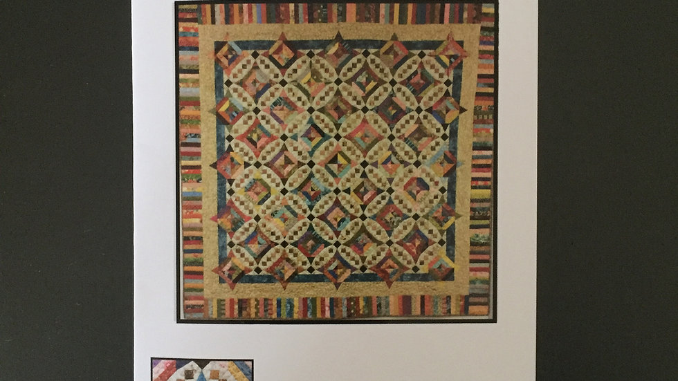 Magpies Quilt Pattern