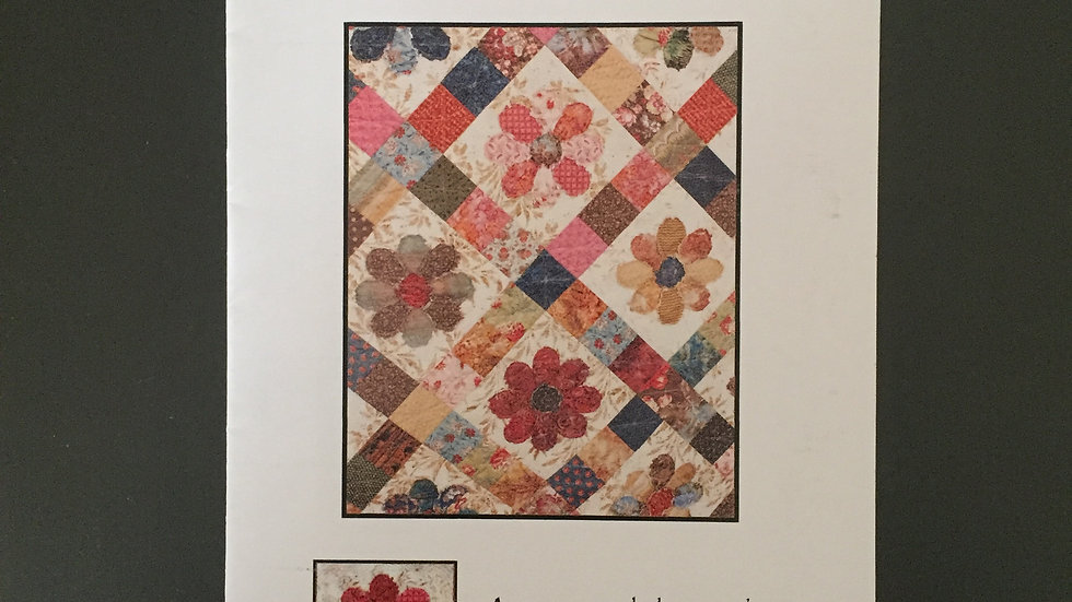 The Big Blooming Quilt Pattern